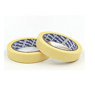 amarelo alta temperatura fita de papel-nos-profile 2 embalagens para venda largura dois centímetros * Comprimento 50m