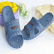 Unisex Slippers & Flip-Flops Spring / Fall Slippers PVC Outdoor / Casual Flat Heel Others Blue / Green / Red Others