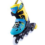 יוניסקס-נעלי אתלטיקה-גומי-סלייד / מעוגל-צהוב / ירוק / כתום-ספורט-מדרס מחולק