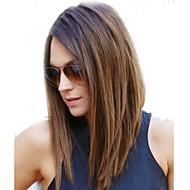 glueless rendas frente perucas de cabelo humano penteados Bob Long para as mulheres 14-18inch indiano perucas de cabelo virgem