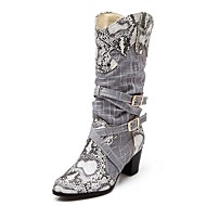 Women's Heels Spring / Fall / WinterHeels  Cowboy / Western Boots / Snow Boots / Riding Boots