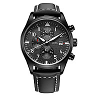 OCHSTIN  Men's Import Multi-function Quartz Sport Wrist Watches Luminous Calendar Display  Waterproof Hardlex Mirro