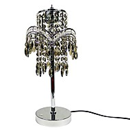 5 Modern/Comtemporary Desk Lamps  Feature for Crystal  with Electroplated Use Touch Switch