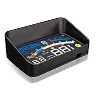 2016 4e 5.5 cap up display HUD ii EOBD proiector OBD auto adaptiv carburant auto, etc parametru de afișare a vitezei de avertizare