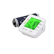 songjia rak269 tre farver baggrundslys intelligent fuldautomatisk elektronisk blodtryk meter