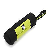 Chat Chien Bols & Bouteilles d'eau Animaux de Compagnie Bols & alimentation Portable Vert Orange Nylon