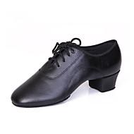 Sapatos de Dança(Preto) -Masculino-Não Personalizável-Latina / Tênis de Dança