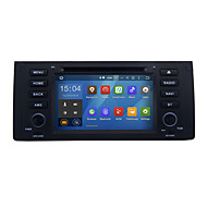 7 Android 5.1.1 Quad Core 1024*600 Car DVD GPS Stereo Savigation for BMW E39 E53 X5 WIFI Bluetooth