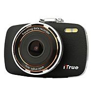 itrue X3 대시 cam2.7inch의 lcd1080p170도 anglenight의 비전과 기가 바이트 카드