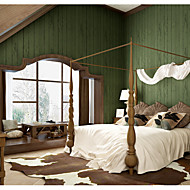 Ensfarget Art Deco 3D Tapet til Hjemmet Moderne Tapetsering , U-vevet stoff Materiale selvklebende nødvendig bakgrunns , Tapet