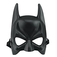 Hot Halloween Batman Mask Adult Black Costume Ball Carnival Dressing Mask Male Cool On Half a Face Clothing Equipment