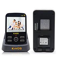 KiVOS KDB300 Video Wireless Home Doorbell Waterproof Smart Home Products