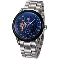 Tevise® Men's Watch 8378 Automatic Mechanical Steel Band Fashion Wrist Watch