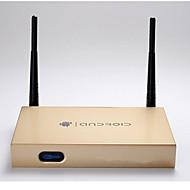 SH800 Top Box HD Network Player Wi-Fi TV Set-Top Box Network