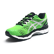 Running Shoes Asics Gel Nimbus 17 Mens Trainers Running Sneakers Athletic Shoes Green Red