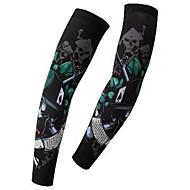 Arm Warmers BikeBreathable / Quick Dry / Windproof / Ultraviolet Resistant / Lightweight Materials / Anti-skidding/Non-Skid/Antiskid /