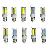 10W E14 / G9 / GU10 / B22 / E26/E27 LED Mısır Işıklar Tüp 69 SMD 5730 850-950 lm Sıcak Beyaz / Serin Beyaz Dekorotif / Su GeçirmezAC