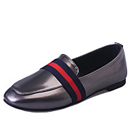 Women's Loafers & Slip-Ons Spring / Summer / Fall Square Toe PU Office & Career / Casual Flat Heel Others
