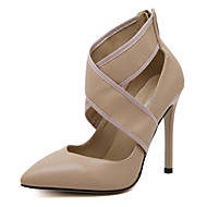 Women's Heels Spring / Summer / Fall / Winter Heels /  Shoes & Matching Bags / Novelty / Pointed Toe / Flats