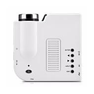 AAO® GM40 LCD Miniprojektor QVGA (320x240) 500 Lumens LED