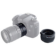 kk-c68p פוקוס אוטומטי AF הארכה מאקרו צינור להגדיר עבור Canon (36mm 20mm 12mm) 60D 70d 5d2 5d3 7d 6d 650d 600D 550D