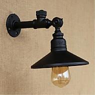 ac 220-240 40 E27 rustik / lodge maleri funktion for pære inkluderet, omgivende lys væg sconces væglampe
