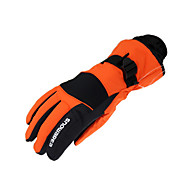Ski Gloves Men's / Unisex Activity/ Sports Gloves Keep Warm / Waterproof Ski & Snowboard / Snowboarding / Motorbike PU Ski Gloves Winter