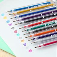 12 Color Flash Color Pen