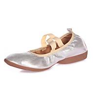 ללא התאמה אישית-שטוח-עור-בלט / לטיני / ג'אז / סטפס / מודרני / סלסה / נעליי ריקוד סווינג-נשים