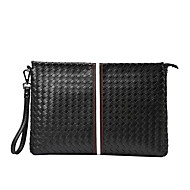 Unisex PU Casual Clutch