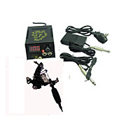 Professional Lion Digital Tattoo Power ith Plug Cord Foot Switch One USD Machine