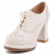 Women's Boots Spring / Fall / Winter Platform / Novelty Synthetic / Patent Leather / LeatheretteWedding / Office & Career / Party &