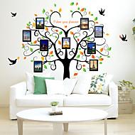 Cartoon / Fashion / Leisure Wall Stickers Plane Wall Stickers / Mirror Wall Stickers Decorative Wall Stickers
