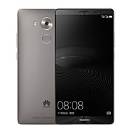 "huawei® mate 8 6.0 ""android 6.0 smartphone 4g (dual sim octa kern 16MP 3gb + 32 gb grijs / zilver)"