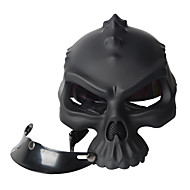 Color Dual Use Skull Casco Novelty Retro Casque Motorbike Half Face Helmet