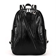 Men Cowhide Formal Sports Casual Outdoor Backpack All Seasons