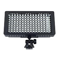 High Power Lightdow LD-160 160 LED Video Light Camera Camcorder Lamp with Three Filters 5400K