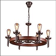 Závěsná světla ,  Tradiční klasika Obraz vlastnost for Mini styl Dřevo / bambusObývací pokoj Ložnice Jídelna studovna či kancelář dětský