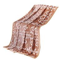 Flanel Vícebarevný,Jednolitý S proužky 100% polyester přikrývky 200x230cm