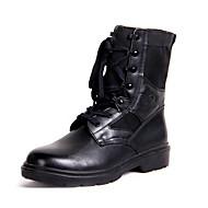 גברים-מגפיים-עור-פלטפורמה-שחור-שטח