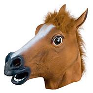 1db horsehead halloween maszk fesztivál dísztárgyak