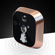 - 120 КМОП дверной системы Беспроводной Многоквартирные видео дверной звонок