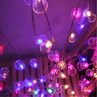 Led Twinkle Light Lights Flashing A Classic Christmas Ball Lamps Chandeliers 9 Meter 40 Lamp Socket