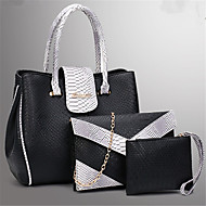 Damer PU Fritid bag Sets