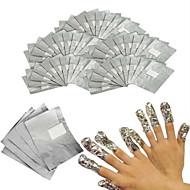 100 neglekunst Kits neglekunst Manikyr verktøy Kit makeup kosmetikk neglekunst gjør-det-selv