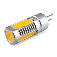 Aluminium G4 6W COB LED Spot Light for Indoor RV Marine Boat Lights 440 lm Warm White / Cool White DC 12V (1 Piece)