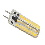 5W GY6.35 LED Bi-pin Lights T 72 SMD 2835 320-350 lm Warm White/Cold White Dimmable AC/DC 12 V