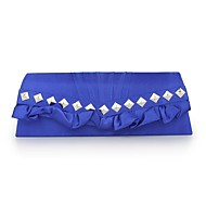 Women Clutch Silk Summer Winter All Seasons Spring Fall Formal Casual Event/Party Wedding Outdoor Office & Career Professioanl UseSling