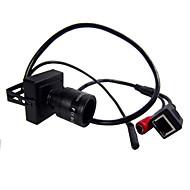 Câmera IP - Detector de Movimento/Dual Stream/Acesso Remoto/IR-cut/Instalação automática - Interior