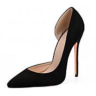 Feminino-Saltos-Plataforma / Others / Conforto / Chanel-Salto Agulha-Preto / Vermelho / Vinho-Couro Envernizado / Microfibra-Casamento /
